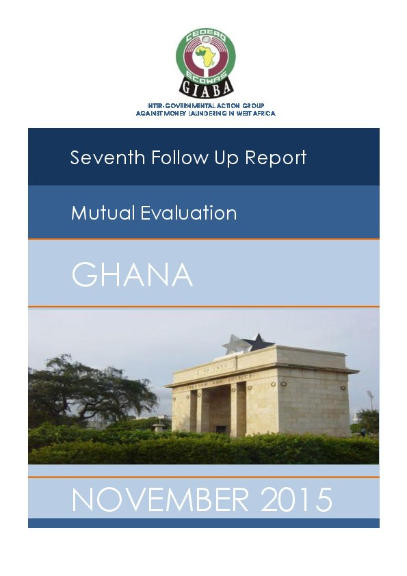 Mutual Evaluation & Follow Up Reports